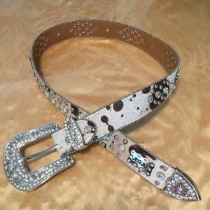 New ATLAS concho belt!